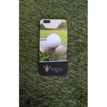 Чехол iphone 6+/ Драйвер+мяч (черный) МГГК