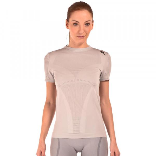 Термо футболка (жен) Chervo'17  LINZ (911) серый, 55910