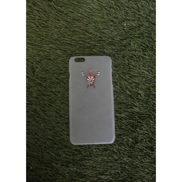 Чехол iphone 6+/ Лого (матовый) МГГК