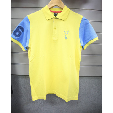 Поло (дет) Golfino'17  8130132 (202) жёлтый