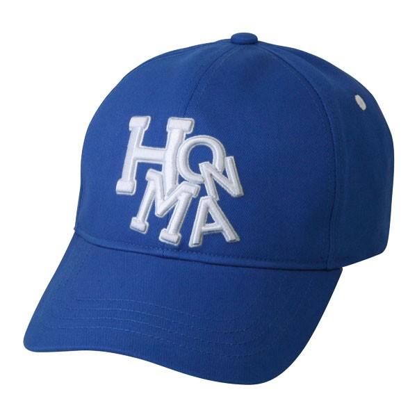 Бейсболка Honma'9  831315621 (420) голубой