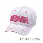 Бейсболка (жен) Honma'9  936734671 (021) белый/розовый