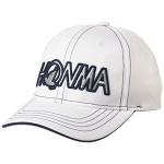 Бейсболка Honma'9  836312671 (044) белый/синий