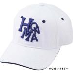 Бейсболка Honma'9  931733622 (044) белый/синий