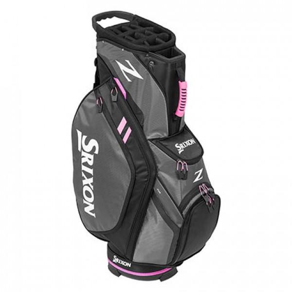 Бэг (жен) Srixon'8  Z Tour 11800073 (серый/розовый) Cart