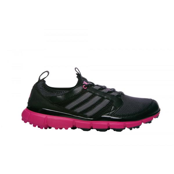 Ботинки (жен) Adidas'4 Adistar (черный-розовый) 46645