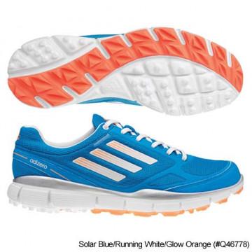 Ботинки (жен) Adidas'4 Adizero (голубой) 46778