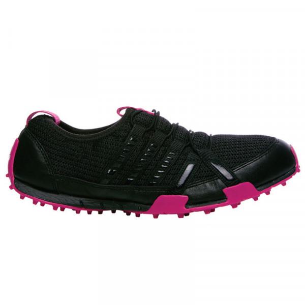 Ботинки (жен) облегч. Adidas'4 (черный) 46974