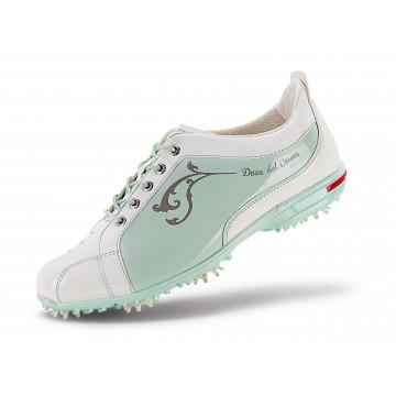Ботинки (жен) DDC'5 Blueyes (мятный) 20268