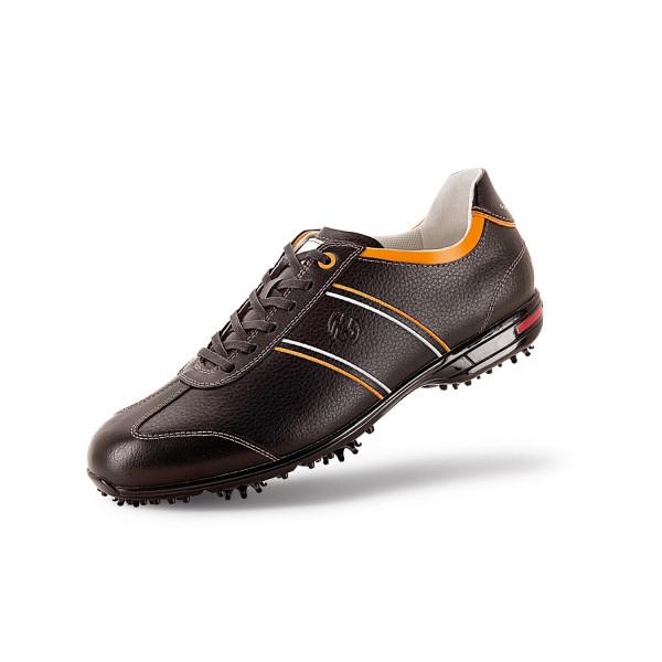Ботинки (муж) DDC'5 Common (черный-оранжевый) 10310