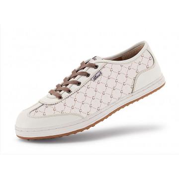Ботинки (жен) DDC'5 Menterosa (белый с принтом) 20285