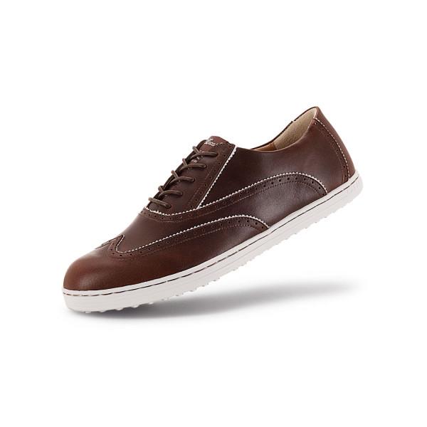 Ботинки (муж) DDC'5 Poole (коричневый) 10326