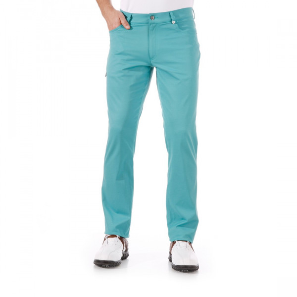 Брюки (муж) Golfino Five Pocket Techno Stretch Trousers (625)