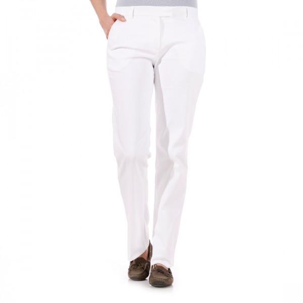 Брюки (жен) Golfino'4 Luxury Stretch белый (100) 2267922
