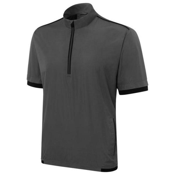 Ветровка кор/р (муж) Adidas  77484 (темно-серый)