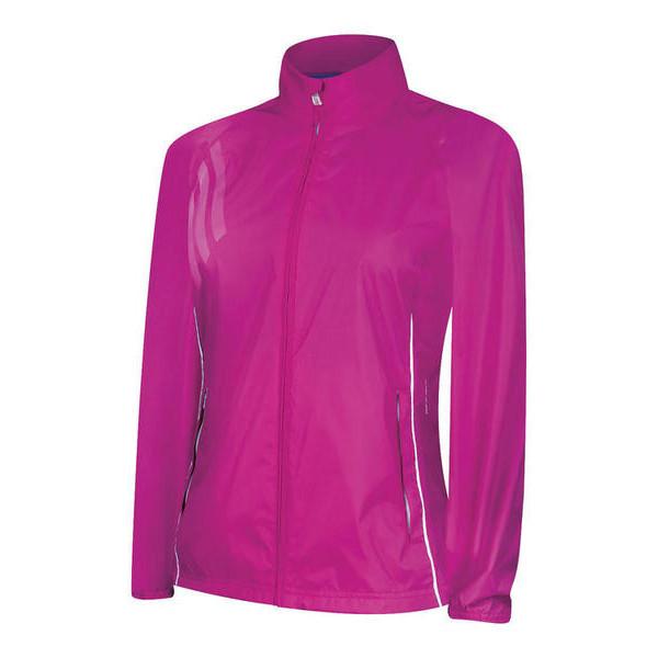 Дожд. куртка (жен) Adidas (розовый) 77495