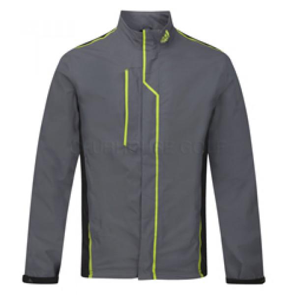 Дожд. куртка (муж) Adidas'4 GorTex (серый) 61531