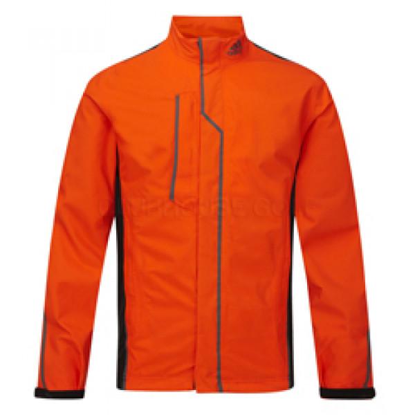 Дожд. куртка (муж) Adidas'4 GorTex (оранжевый) 74365