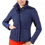 Куртка утепл. (жен) Golfino'14 Padded синий (580) 2255022