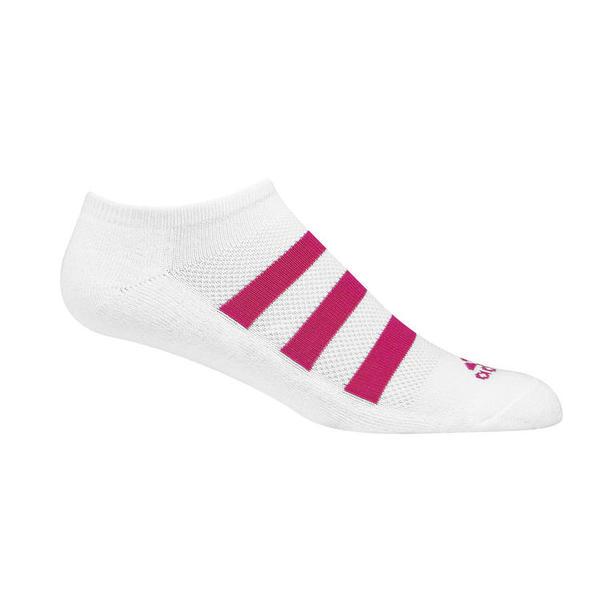 Носки (жен) Adidas'4  6201301 (белый/розовый)