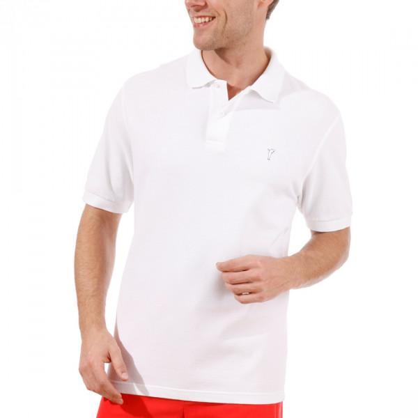 Поло (муж) Golfino Cotton 2236112 (100) белый