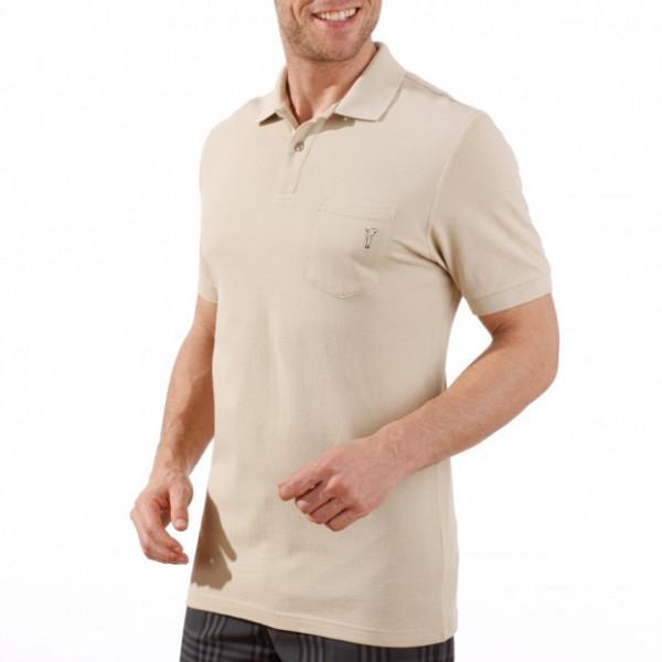 Поло (муж) Golfino Cotton 2236112 (152) бежевый