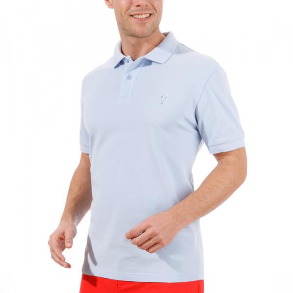 Поло (муж) Golfino Cotton 2236112 (543) голубой