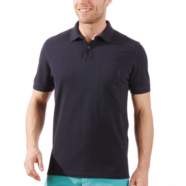 Поло (муж) Golfino Cotton 2236112 (580) синий