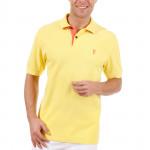 Поло (муж) Golfino Cotton 2232013 (202) желтый
