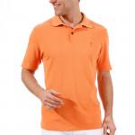Поло (муж) Golfino Cotton 2232112 (349) оранжевый