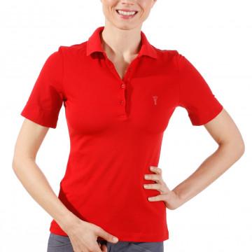 Поло (жен) Golfino'9  лого MCGK