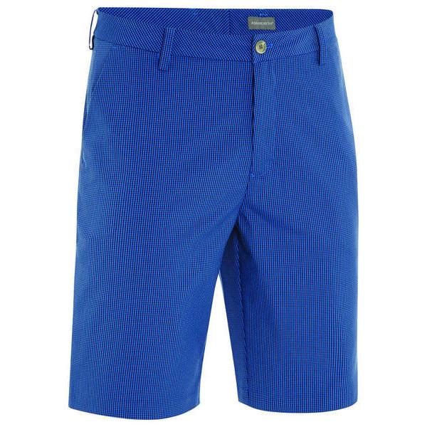 Шорты (муж) Ashworth'4 (синий) 85229