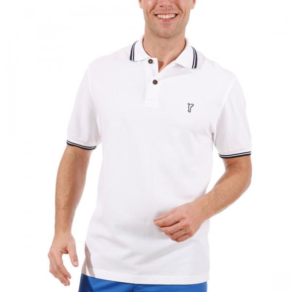 Поло (муж) Golfino Cotton 2232013 (100) белый