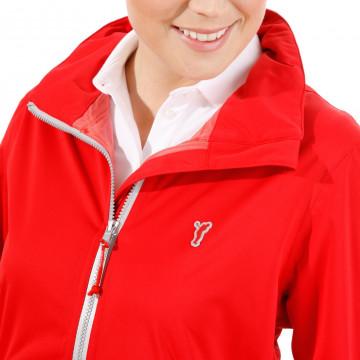 Дож.куртка(жен)Golfino/360/красный 2259022