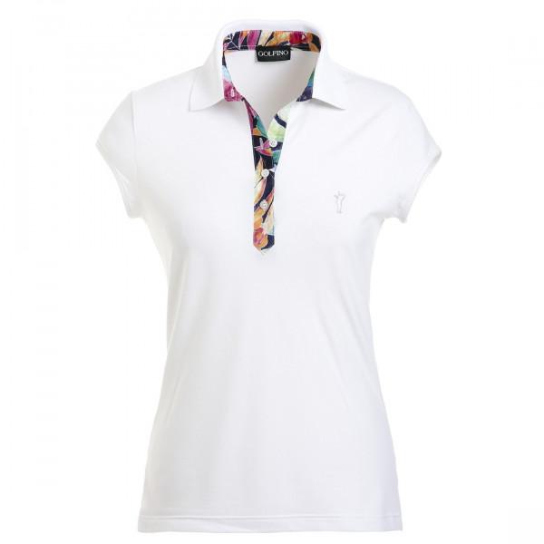 Поло (жен) Golfino'5  4233121 (100) белый