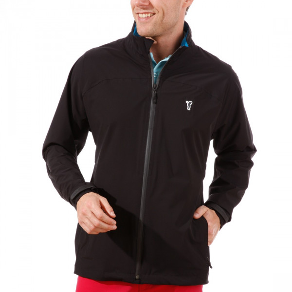 Дожд. куртка (муж) Golfino  2256012 (890) чёрный