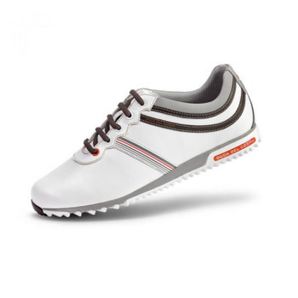 Ботинки (муж) DDC'5 Grandfine (белый) 10348