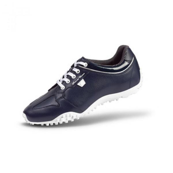 Ботинки (жен) DDC'4  (синий) 20309