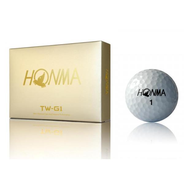 Мяч Honma TW-G1 (3шт/уп)*
