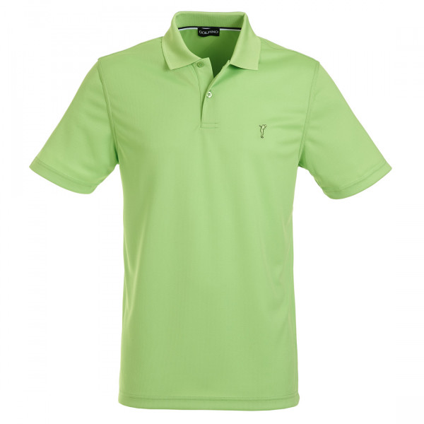 Поло (муж) Golfino'6 BreathAble зеленый (629) 6230312