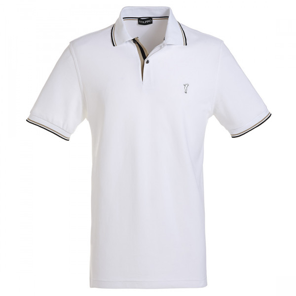 Поло (муж) Golfino (100) белый 6232612