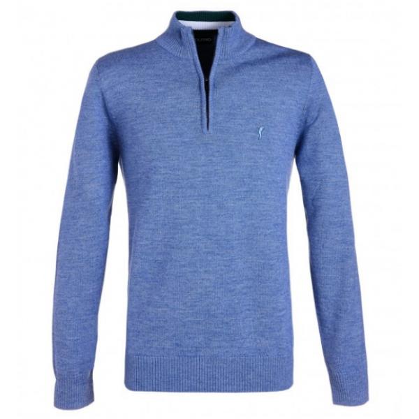 Кофта (муж) Golfino'16  7210814 (538) голубой