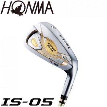 Айроны Honma'17  IS-05, 5-11,Aw,Sw /GR, Stiff, RH 4*