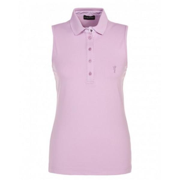 Поло б/р (жен) Golfino'17  8231122 (260) розовый