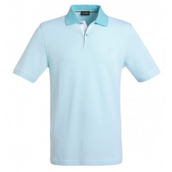 Поло (муж) Golfino'17  8236312 (533) голубой