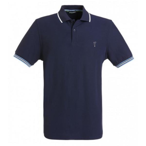 Поло (муж) Golfino'17  8236512 (580) синий