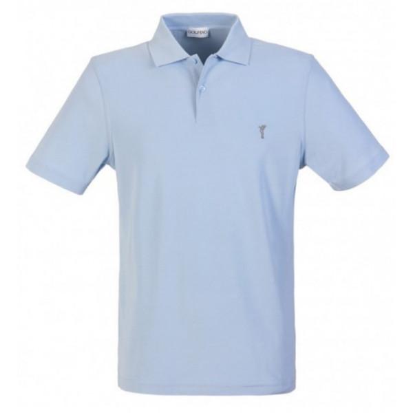 Поло (муж) Golfino'17  9030512 (501) голубой