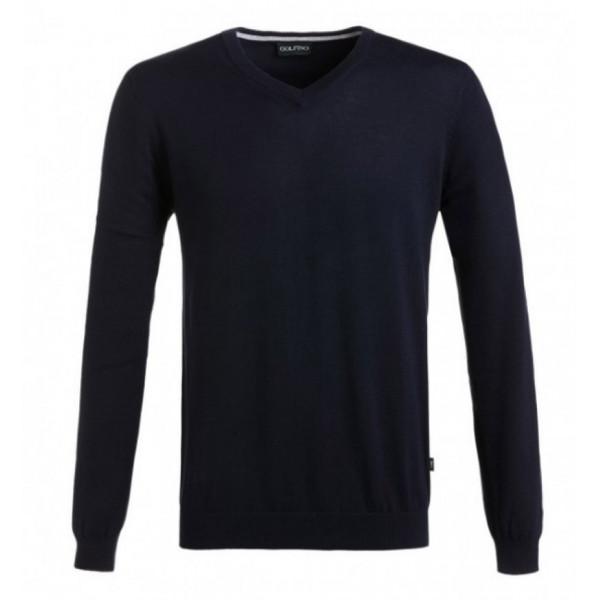 Пуловер (муж) Golfino'17  9010112 (580) синий