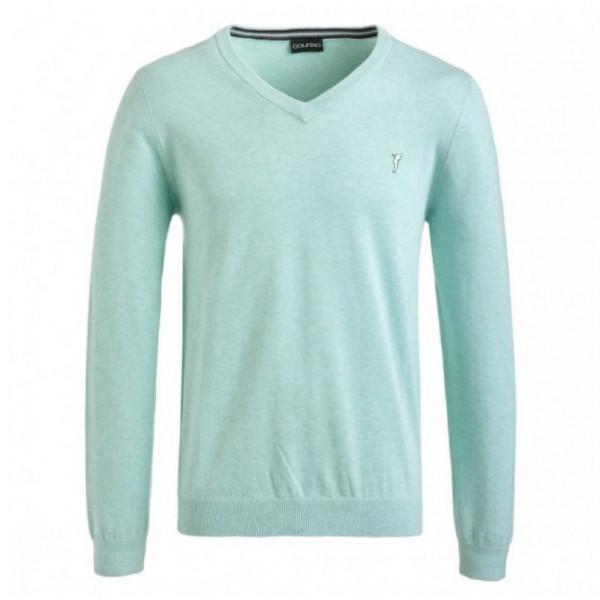 Пуловер (муж) Golfino'17  8210412 (602) мятный