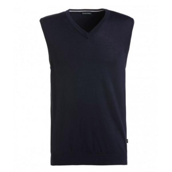 Жилет (муж) Golfino'17  Golfino Cotton (580) темно-синий, 9010212